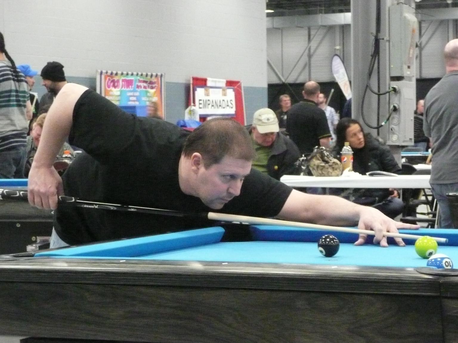 Amateur League Pool