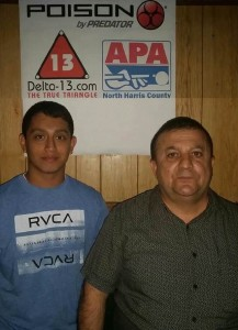 Joey Torres, Rafael Martinez