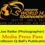 joe Media pass
