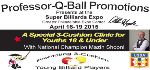 3-Cushion Expo flyer fi