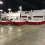 preparing specators tables