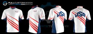 Team USA Jersey 1