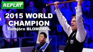 TORJBORN BLOMDAHL WINS 2015 UMB
