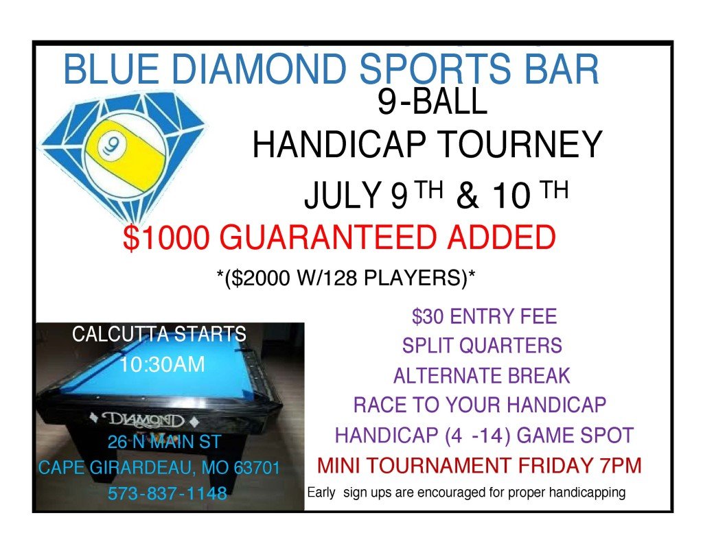 final july 9th tournament revised