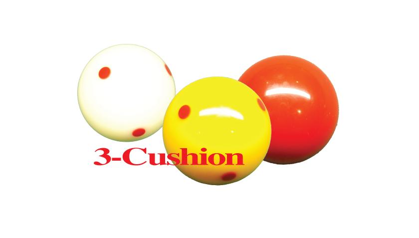 3 balls USBA